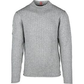 Amundsen Sports M's Roald Roll Neck Pullover Light Grey